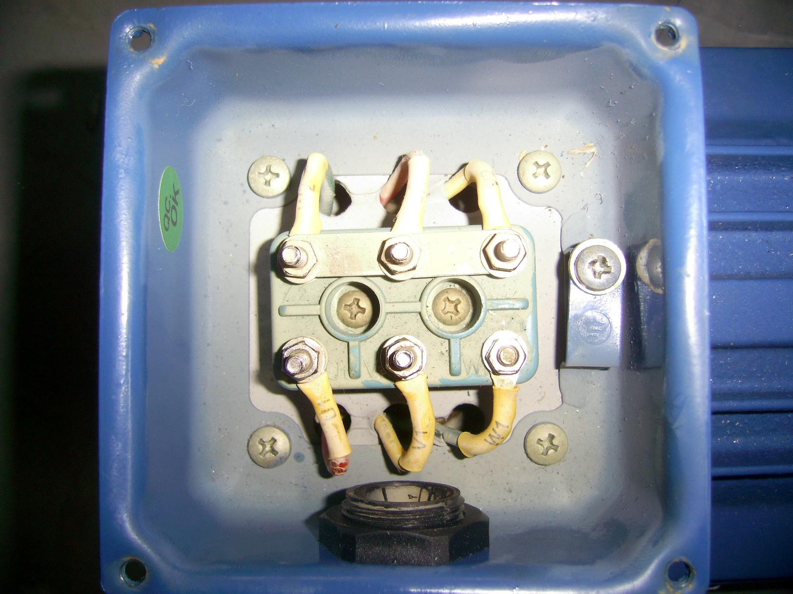 схема включения вентилятора эв
